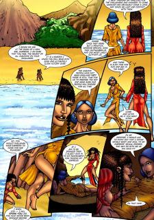 Amazon Empress Red Hot Heroines image 28