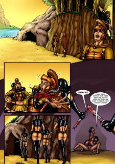 Amazon Empress Red Hot Heroines image 31