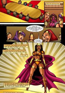 Amazon Empress Red Hot Heroines image 36