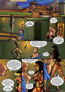 Amazon Empress Red Hot Heroines image 37