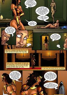 Amazon Empress Red Hot Heroines image 41