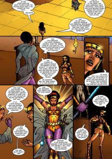 Amazon Empress Red Hot Heroines image 42