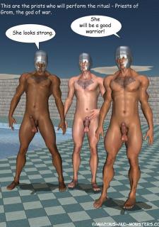 Amazons-Elite Troop image 04