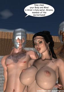 Amazons-Elite Troop image 36
