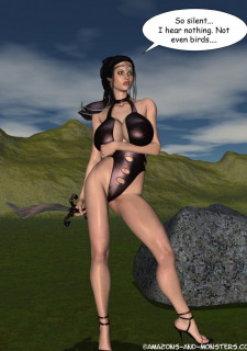 Amazons-Elite Troop image 39
