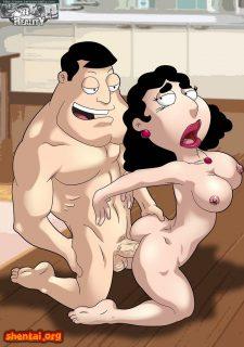 American Dick- Cartoon Reality image 9