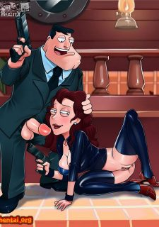 American Dick- Cartoon Reality image 31