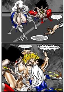 American Fox- Return Of Countess Crush 3 image 16