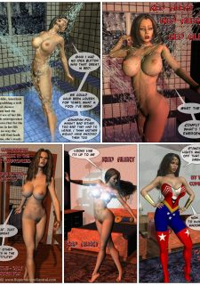 American Fox- Superheroine Central image 8