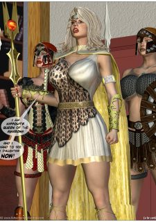 American Fox- Superheroine Central image 18