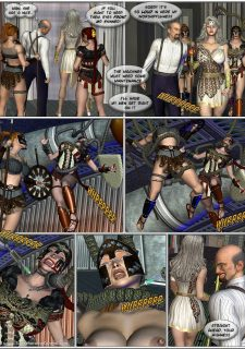 American Fox- Superheroine Central image 25