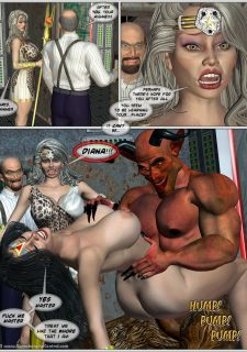 American Fox- Superheroine Central image 26