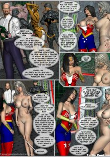 American Fox- Superheroine Central image 39