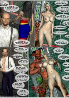 American Fox- Superheroine Central image 40