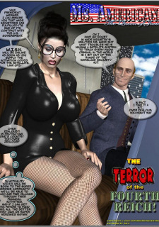 Americana-Terror of the forth Reich image 02