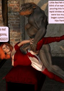 Angelo Michael- Sexy Little Red image 21