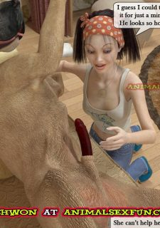 Animal Sex in Incest Family 2 image 04