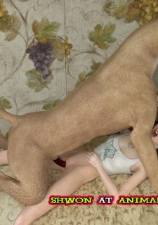Animal Sex in Incest Family 2 image 12