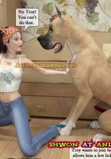 Animal Sex in Incest Family 2 image 28