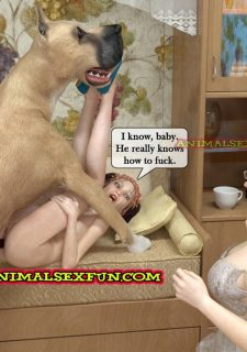 Animal Sex in Incest Family 2 image 42