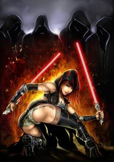 Corey Knaebel's art-RayArtz SuperGirls image 23