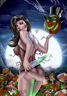 Corey Knaebel's art-RayArtz SuperGirls image 43