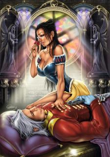 Corey Knaebel's art-RayArtz SuperGirls image 50
