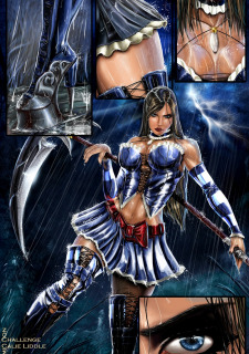 Corey Knaebel's art-RayArtz SuperGirls image 54