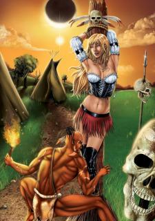 Corey Knaebel's art-RayArtz SuperGirls image 66