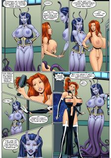 DeucesWorld- Astro Nun II Fantasy image 03