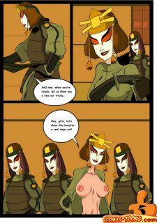 Avatar Sex Comics image 02