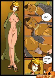 Avatar Sex Comics image 03