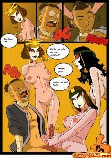 Avatar Sex Comics image 13