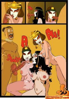 Avatar Sex Comics image 20