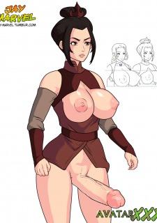 Avatar XXX Book 2- Jay Marvel image 3