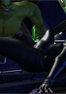 Avengers Hulk- Mongo Bongo image 4