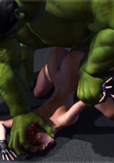 Avengers Hulk- Mongo Bongo image 12