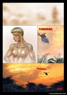 Aztec Alien porn comics 8 muses