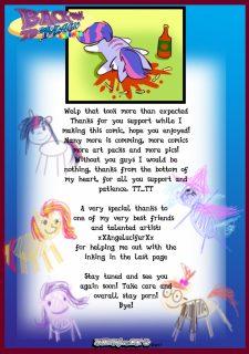 Back to Magic Kindergarten- Little Pony porn comics 8 muses