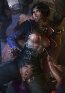 Bad Ending Series- The Sabu image 13