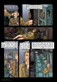 The Ballerina(Drawing Palace) Chernobog porn comics 8 muses