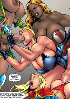 Barbie Bolt- Superheroine Comixxx image 12