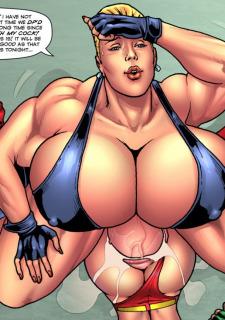 Barbie Bolt- Superheroine Comixxx image 63