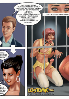 Baroness von Trappenstein (Stonehouse) porn comics 8 muses