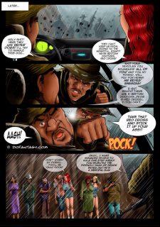 Barraza's Revenge- Fansadox Collection 84 image 2