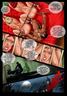 Barraza's Revenge- Fansadox Collection 84 image 10