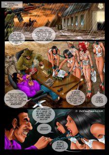 Barraza's Revenge- Fansadox Collection 84 image 17