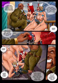 Barraza's Revenge- Fansadox Collection 84 image 27