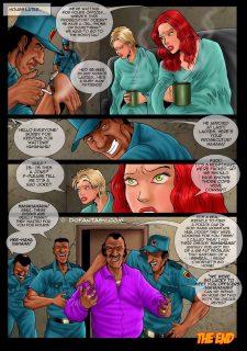 Barraza's Revenge- Fansadox Collection 84 image 34