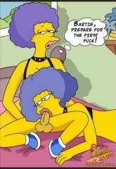 Bart Entrapped- Simpsons image 08